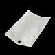 Sacs de fermeture à glissière en plastique de film de perleOPP-R003-12x20-6