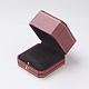 Light Cover Paper Jewelry Ring BoxOBOX-G012-01B-4
