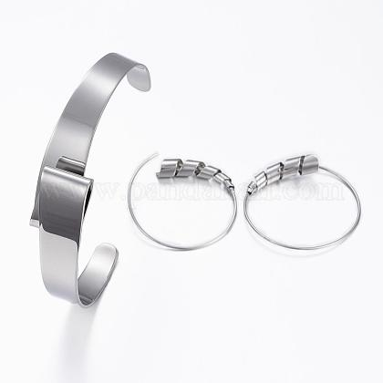 304 Stainless Steel Jewelry Sets SJEW-H066-05-1