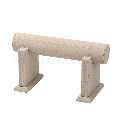 Column Wood Bracelet DisplaysX-BDIS-N005-02-1