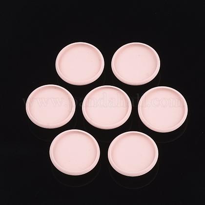 Supports de cabochon de glissière de fer environnementale peinte par pulvérisation d'environnementIFIN-T009-17B-06-1