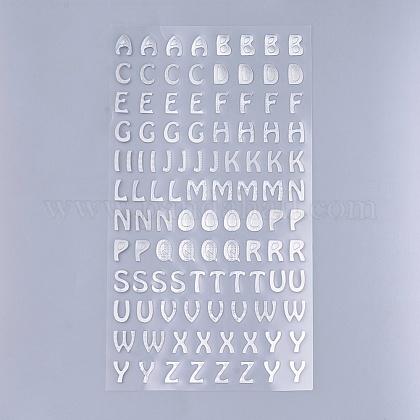 Decoraciones de plástico pegatinasDIY-WH0116-04B-B-1