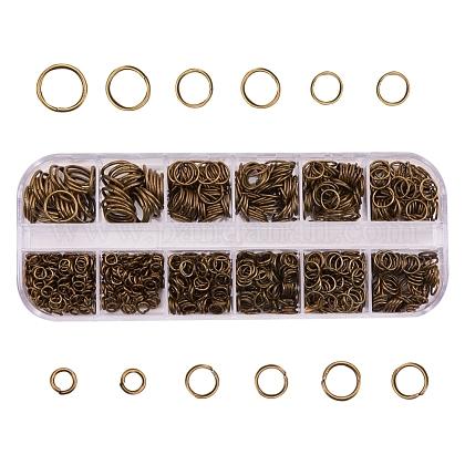 1 кольца прыжок коробка железаIFIN-X0005-AB-NF-B-1