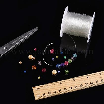 弾性水晶スレッドX-EW-0.7D-1-1