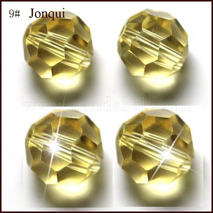 Imitation Austrian Crystal BeadsSWAR-F021-10mm-213-1