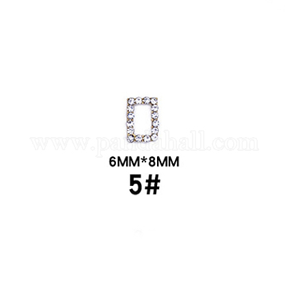 Cabochons de aleaciónMRMJ-Q032-002E-1