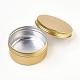 Round Aluminium Tin CansCON-L010-03G-3