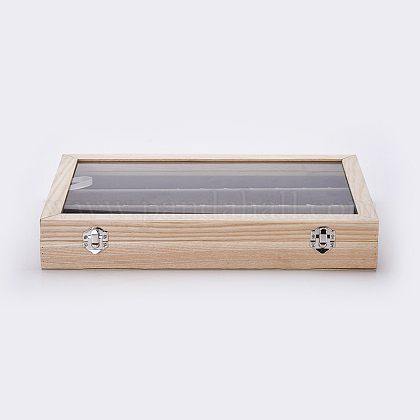 Cajas de presentación de madera colganteODIS-P006-07-1