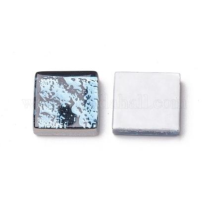 電気めっきガラスクリスタルモザイクタイルカボションGLAA-G073-A01-1