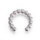 304 Stainless Steel Clip-on Earrings/PendantsSTAS-I117-13P-1