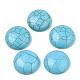Cabuchones de turquesa sintéticaTURQ-S291-03H-01-2