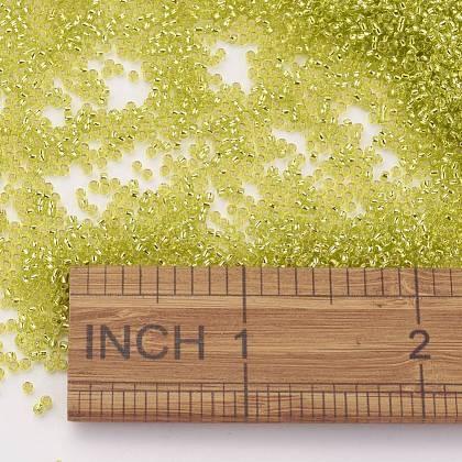 Toho®日本産シードビーズX-SEED-K008-1.5mm-24-1