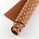 Polka Dot Pattern Printed Non Woven Fabric Embroidery Needle Felt for DIY CraftsDIY-R059-02-2