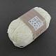 Suaves hilos de algodón del bebé de la alta calidadYCOR-R008-001-2