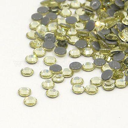 Vidrio de hotfix Diamante de imitaciónRGLA-A019-SS30-213-1