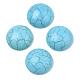 Cabuchones de turquesa sintéticaTURQ-S291-03F-01-2