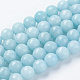 Natural Amazonite Beads StrandsG-G542-10mm-22-1
