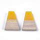 Colgantes de resina & maderaRESI-S358-52C-2