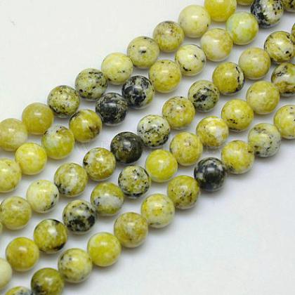 Abalorios de piedras preciosas hebrasX-GSR007-1