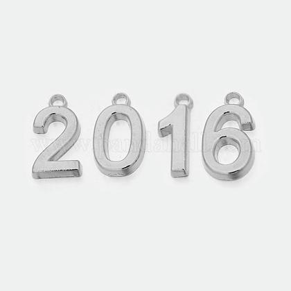 2016 temáticos colgantes de aleaciónPALLOY-X0022-P-NR-1