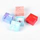 Saint Valentin présente boîtes anneau emballages en cartonCBOX-G003-08-1