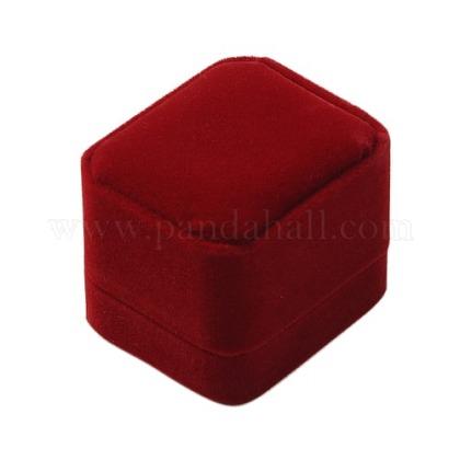 Бархат кольца коробкиCBOX-G008-3B-1