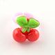 Cute Mixed Shape Acrylic Kid's Cuff RingsRJEW-R130-02-B-4