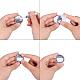 Fabrication de pendentifs bricolageDIY-X0292-76P-6