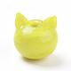 Handmade Lampwork Kitten BeadsLAMP-I020-04-3