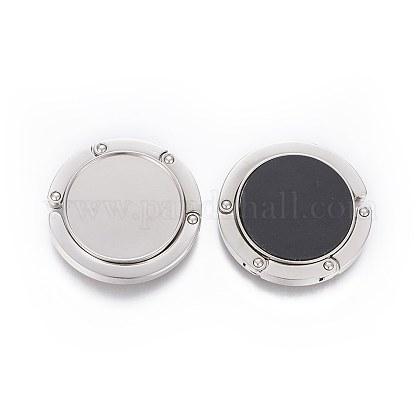 真鍮製バッグハンガー財布フックBAGH-E001-01-1