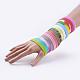Free Sample Silicone Wristbands BraceletsBJEW-K165-03B-3
