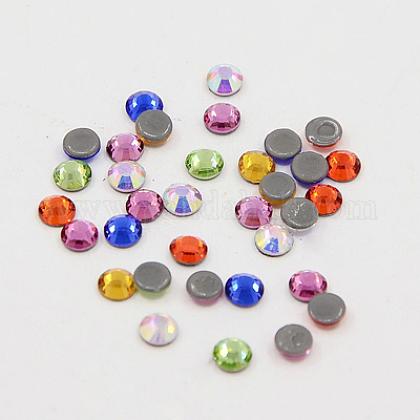Vidrio de hotfix Diamante de imitaciónRGLA-A019-SS20-M-1