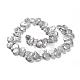 Lágrima perlas barrocas naturales perlas keshi perlas hebrasPEAR-R015-10-2