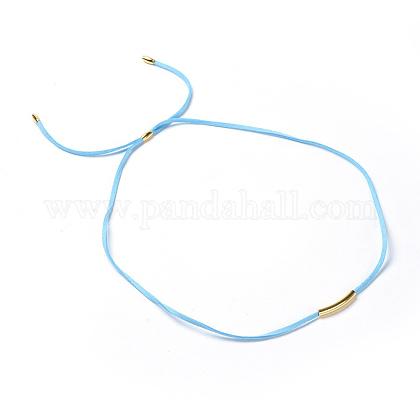 Adjustable Faux Suede Cord NecklacesNJEW-JN02353-04-1