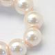 Dipinto di cottura di perle di vetro filamenti di perlineX-HY-Q003-5mm-41-3
