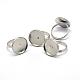 Componentes de anillos de dedo de 304 acero inoxidable ajustablesSTAS-L193-P-14mm-4