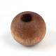 Natural Wood Beads X-WOOD-S659-03-LF-2