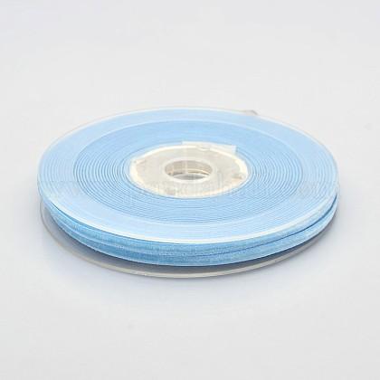 Ruban de velours en polyester pour emballage de cadeaux et décoration de festivalSRIB-M001-4mm-308-1