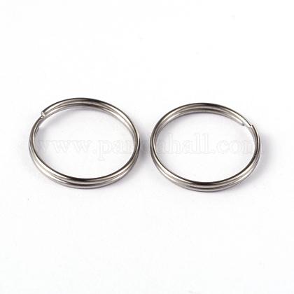304 Stainless Steel Split RingsSTAS-L176-18-1