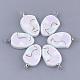 Handmade Porcelain PendantsX-PORC-T002-03-1
