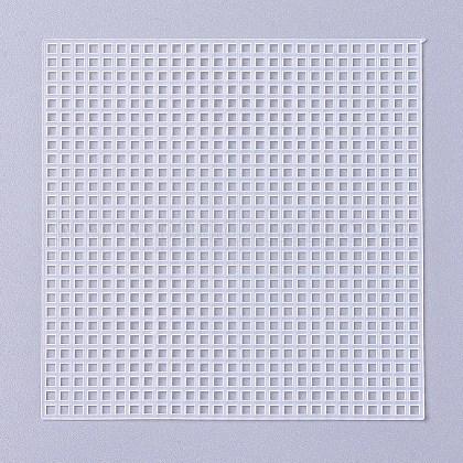 Diyの正方形のプラスチックキャンバスの形DIY-WH0156-66-1