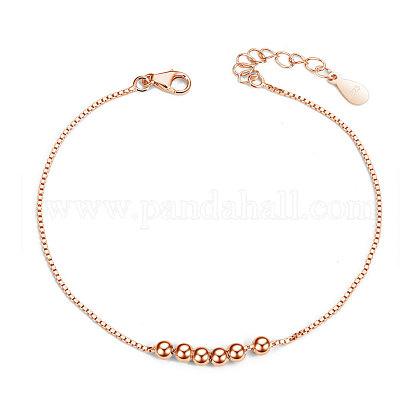 Shegrace® 925 plata esterlina esposasJB09B-1