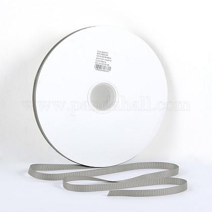 Solid Color Polyester Grosgrain RibbonSRIB-D014-I-017-1