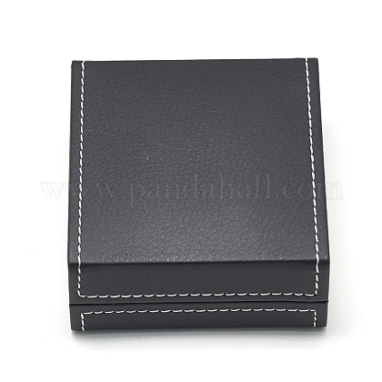 Plasti Imitation Leather Bracelet BoxesOBOX-Q014-26-1