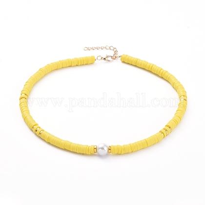 Collares de abaloriosNJEW-JN02726-02-1