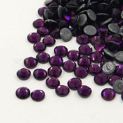 Vidrio de hotfix Diamante de imitaciónRGLA-A019-SS30-204-1