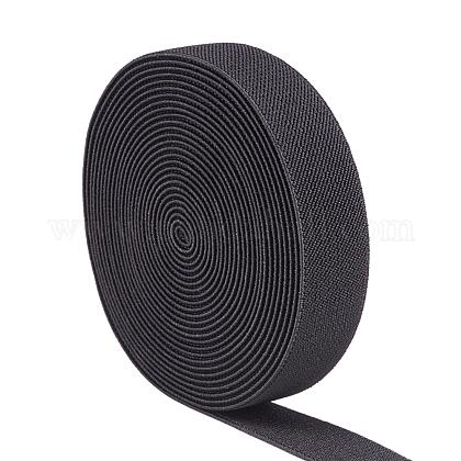 Flat Elastic Rubber Cord/BandEC-WH0006-01A-1