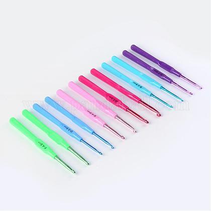 アルミかぎ針編みのフック針TOOL-R102-01-1