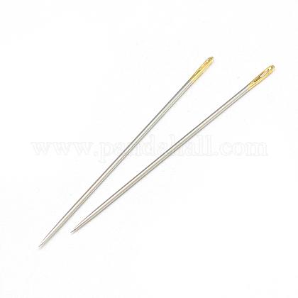 スチール製の縫い針IFIN-R232-09G-1