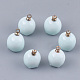 Encantos de porcelana hechos a manoPORC-T002-125A-1